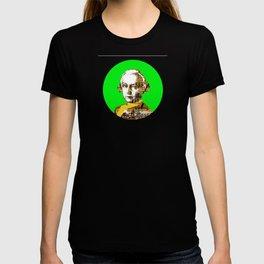 Mozart Kugel Green T-shirt