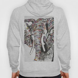 Serengeti Elephant Hoody