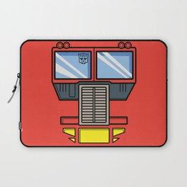 Transformers - Optimus Prime Laptop Sleeve