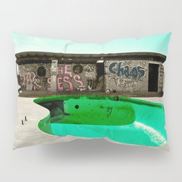 Chaos Poolside Pillow Sham