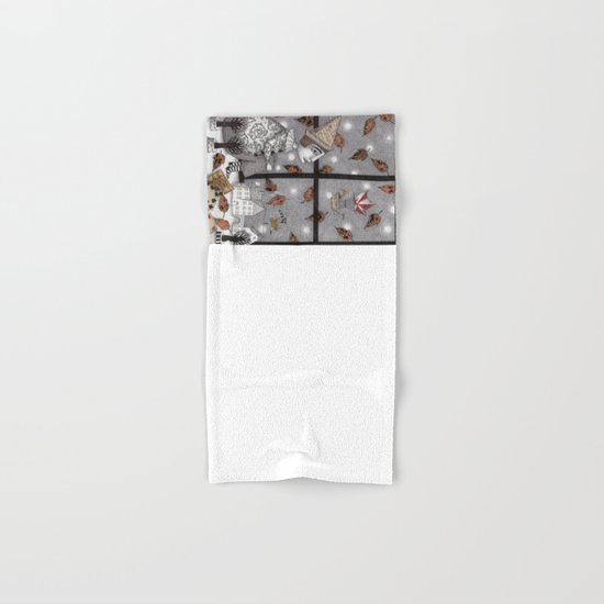 Twilight Hour Hand & Bath Towel