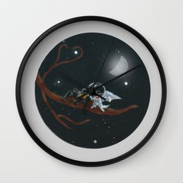 Back From the Voyage Wall Clock
