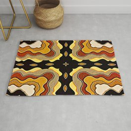 Crossroad of Colors Rug