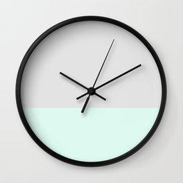#def9f0 Wall Clock
