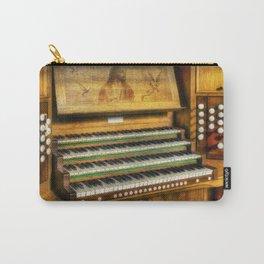 Church Organ Art Carry-All Pouch