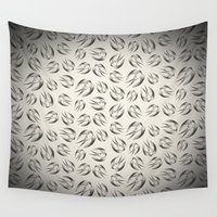swallow Wall Tapestries featuring Swallow or Spit by FlushDelay
