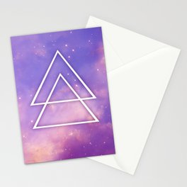 Unity in the Cosmos Stationery Cards