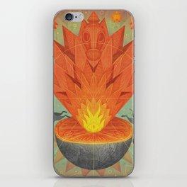 Catastrophe III iPhone Skin