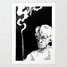 Sheila Watson (novelist) Art Print