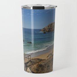 Praia do Amado, Portugal Travel Mug