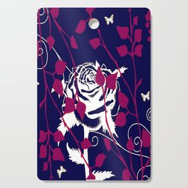 Lilac Deco ll Cutting Board