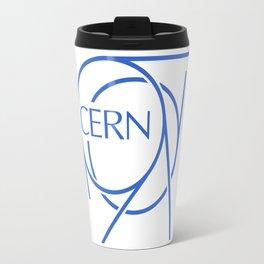 CERN Logo Travel Mug