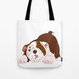 Tuff Pup Tote Bag