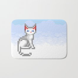 Transcendence Cat Bath Mat