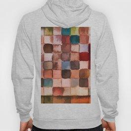 Colorful gift - Geometric watercolor Hoody