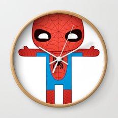 SPIDER MAN ROBOTIC Wall Clock