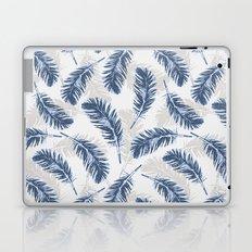 My blue feathers Laptop & iPad Skin