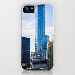 Architecture of Chicago iPhone Case