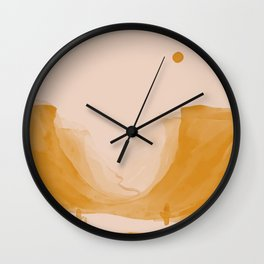 In A Land Where Hope Flows Freely Part 2 Wall Clock