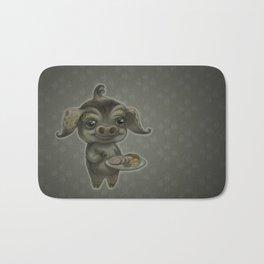 This Little Piggy had Roast Beef Bath Mat