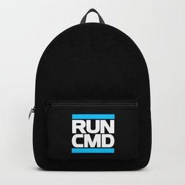 run CMD Backpack