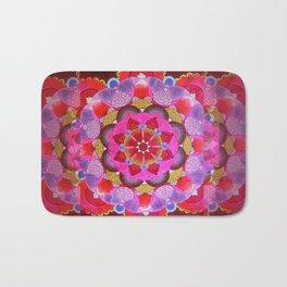 Mandala Opening Bath Mat