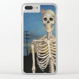 Plans to Prosper Clear iPhone Case
