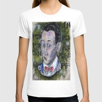 pee wee T-shirts featuring pee wee by Roosterface
