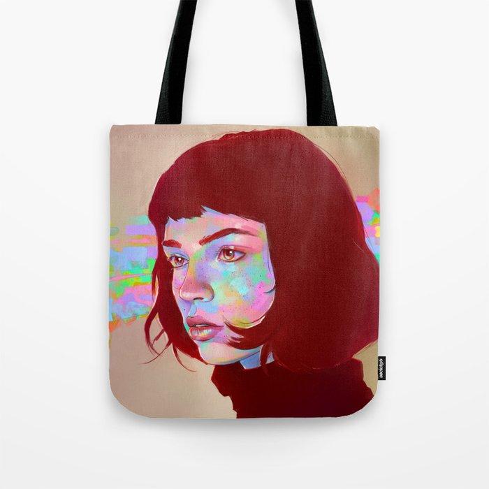Colorful Mind Tote Bag