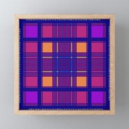 """Barberry"" series #10 Framed Mini Art Print"
