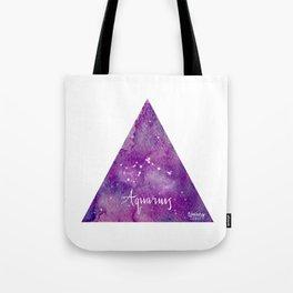 Aquarius - Astrology Mixed Media Tote Bag