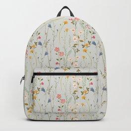 Midsummer Flowers Backpack