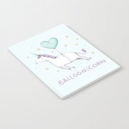 Balloonicorn Notebook
