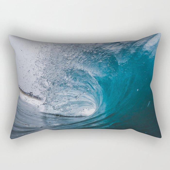 Great Surf Rectangular Pillow