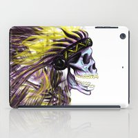 native american iPad Cases featuring Native by @Subliminal_society