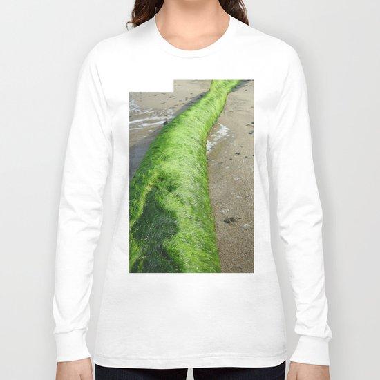 Fuzzy Life Long Sleeve T-shirt