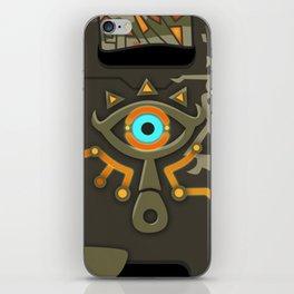 Zelda Sheikah Slate iPhone Skin