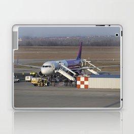 Wizz Air Jet And Fire Brigade Laptop & iPad Skin
