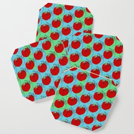 Warm Tomatoes, Way of the Road Series #2 Coaster