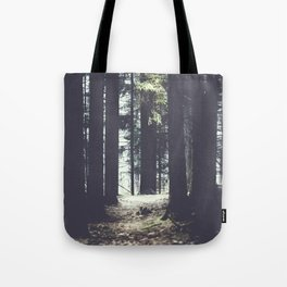 She will guide you Tote Bag