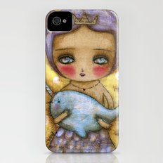 Narwhal Love iPhone (4, 4s) Slim Case