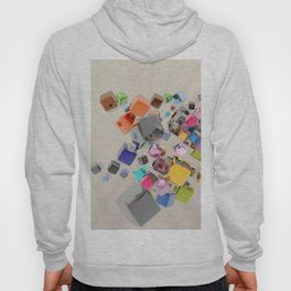 Abstract Composition 244 Hoody