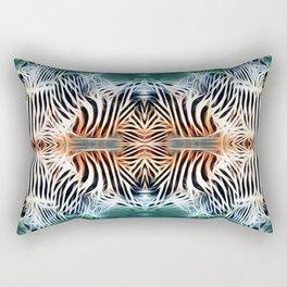 ZebraPrint Rectangular Pillow
