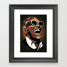 Fool For You Framed Art Print