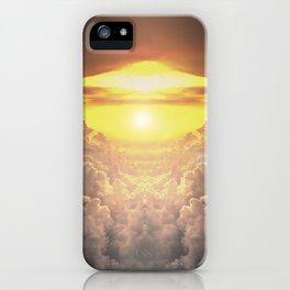 In Helios I Trust iPhone Case