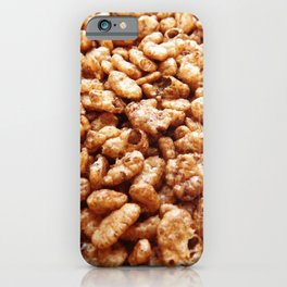 cereals iPhone Case