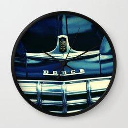 Dodge Hood 1948 II Wall Clock