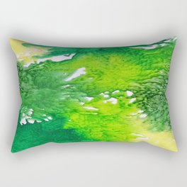 The Heart Chakra Rectangular Pillow