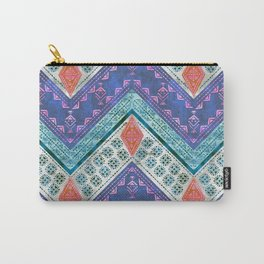Jirra Boho Chevron {1A} Carry-All Pouch