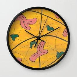 PYTHON Wall Clock